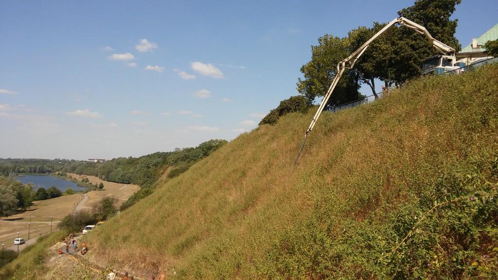 Wzgórze Tumskie = Polbud&Beton